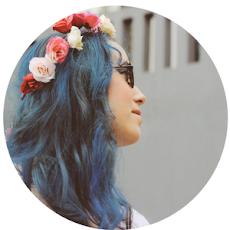 ♥ A blogueira ♥