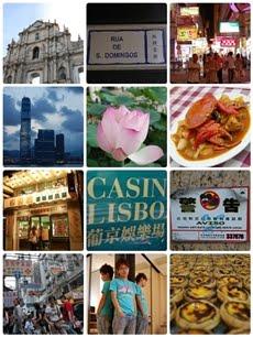 Macau (22 June - 25 June 2009)