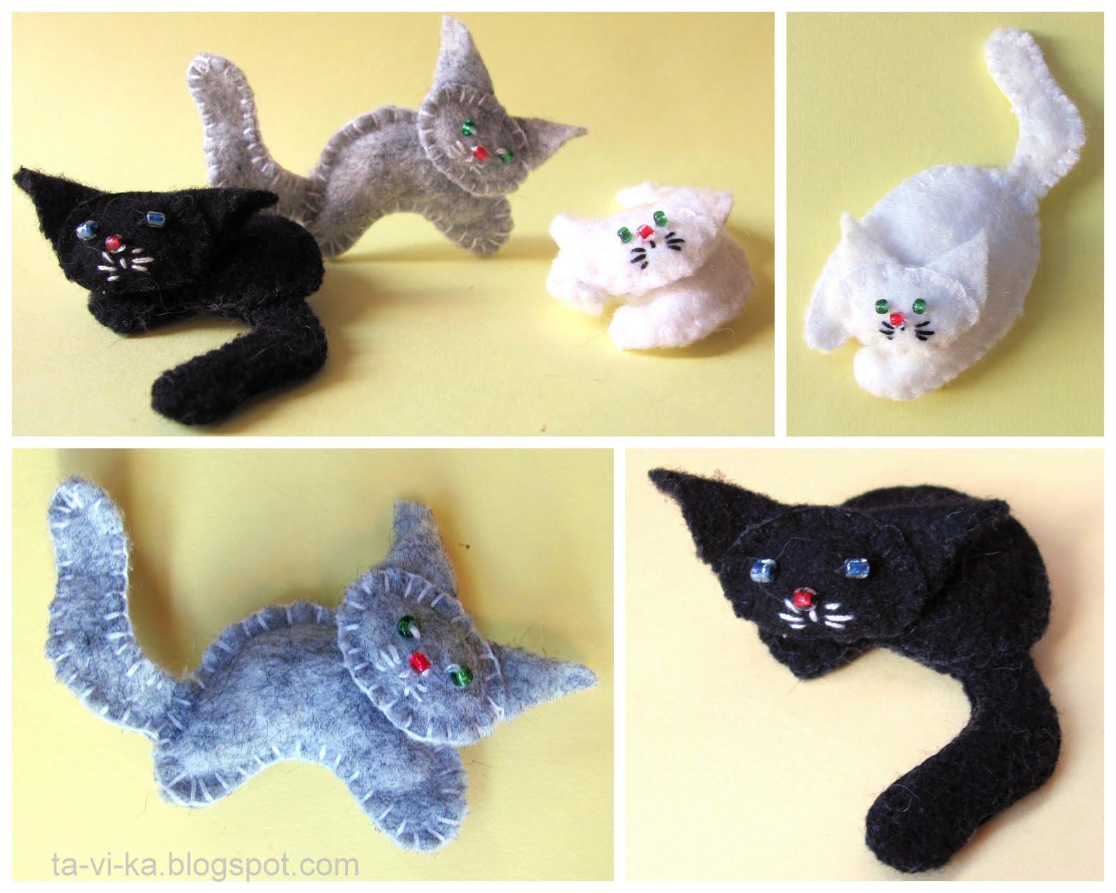 Игрушки для кошек своими руками выкройки фото