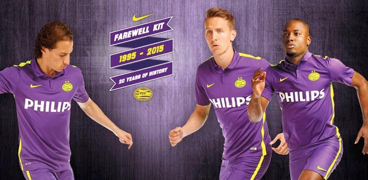 jual online Jersey PSV Commemorative Nike 2015