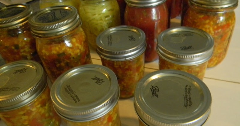 Canning Lessons