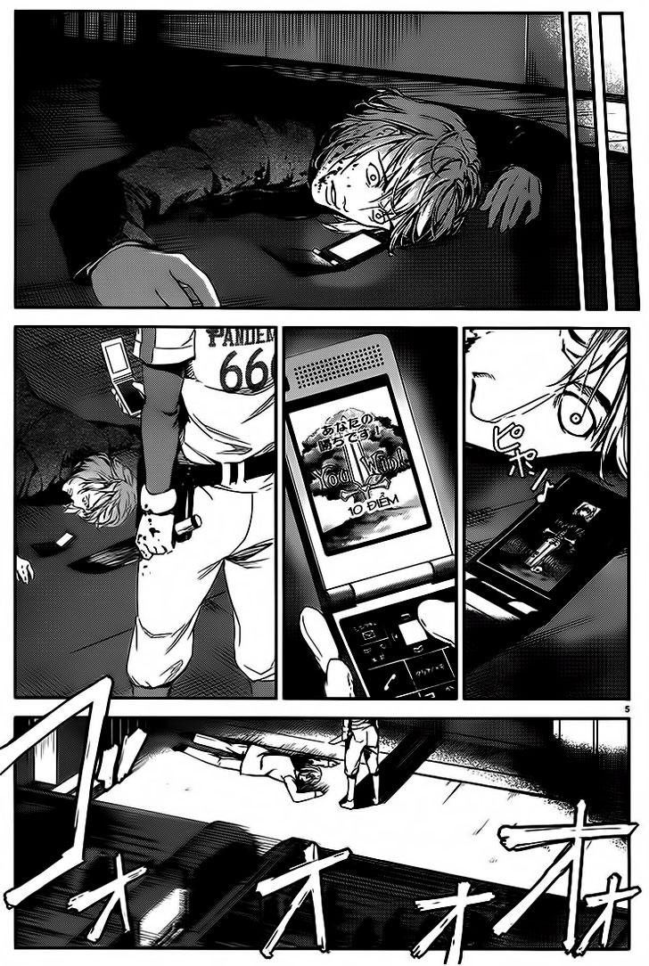 Darwins Game chap 1 - Trang 9