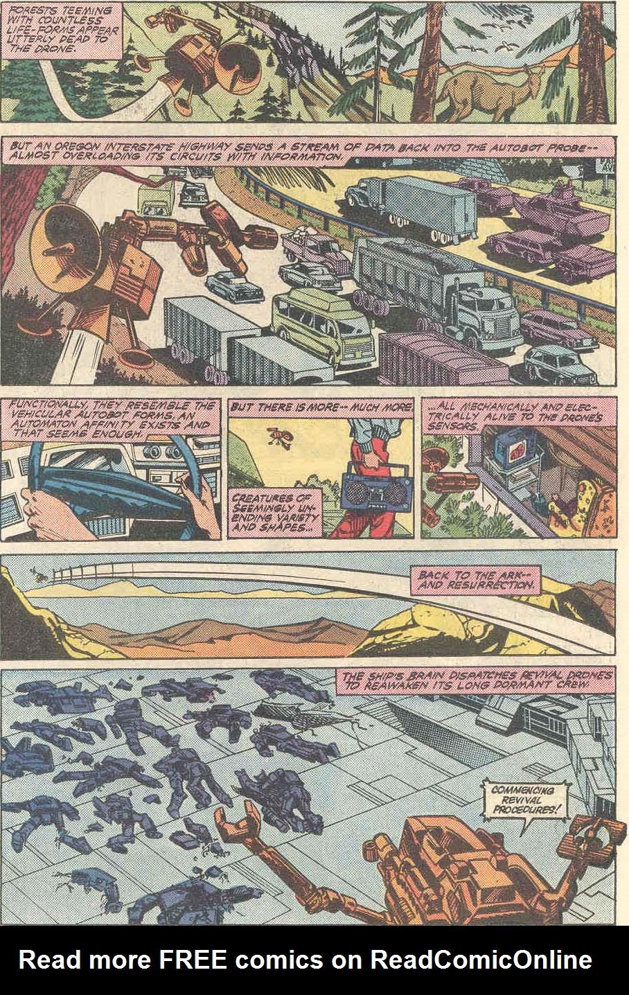 The Transformers (1984) #1 #80 - English 12