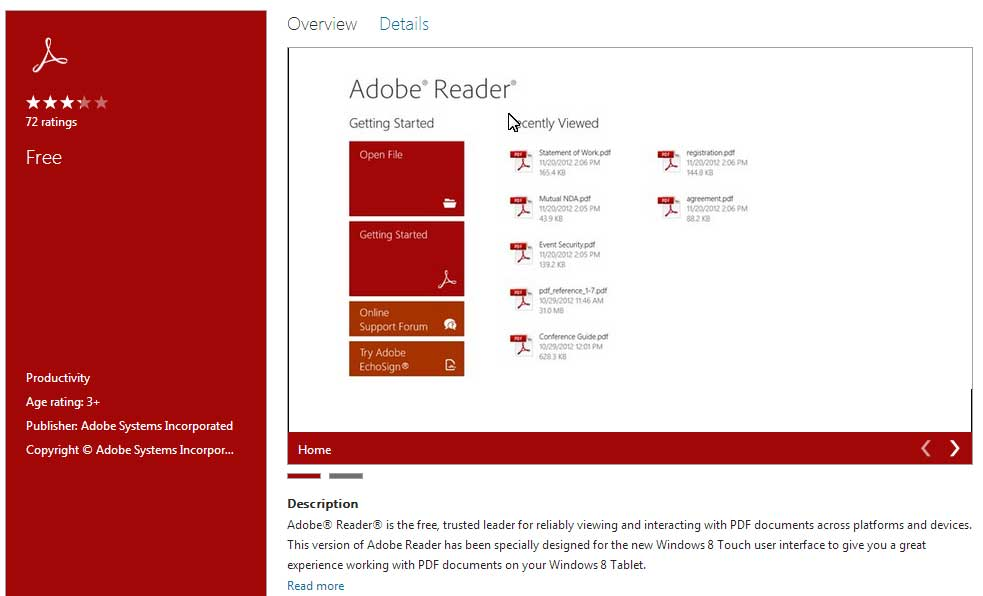 Adobe 8.1 Reader Download Free