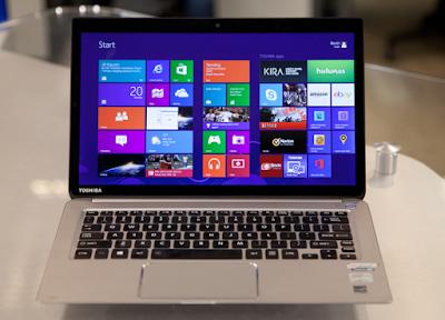 Daftar Harga Laptop TOSHIBA Windows 8 Termurah