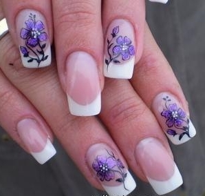 d shade'z nail art for long nails