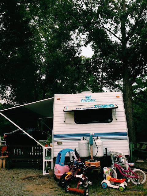 Camper Living Part 4: The Camper