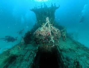 tulamben - Tempat Wisata Bawah Laut Indonesia - MizTia Respect