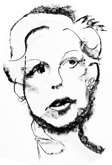 Mayor Jane Byrne by Rob Funderburk