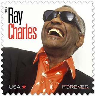 Ray Charles Forever USPS Stamp