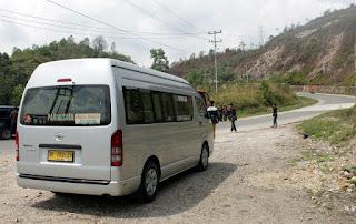 rental mobil pariwisata pekanbaru 12 seat