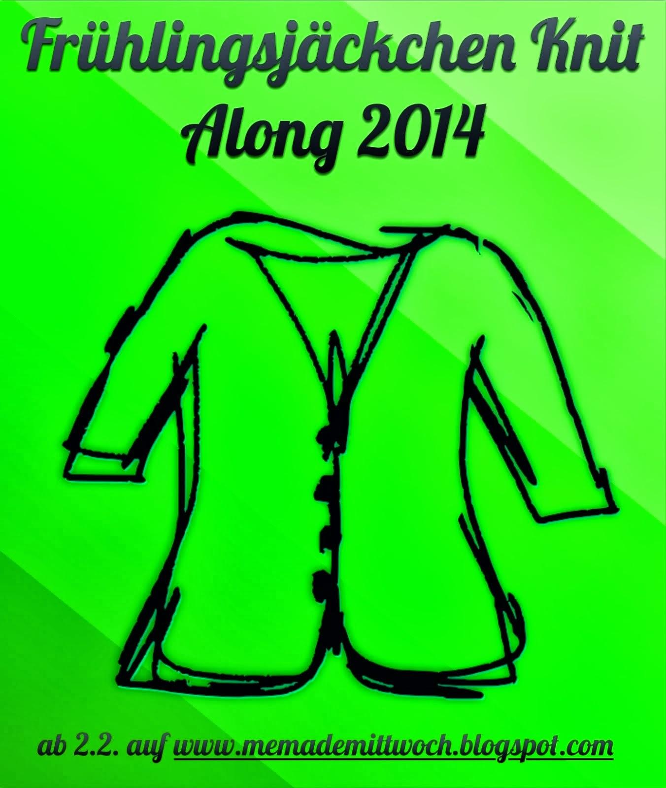 Frühlingsjäckchen Knit Along 2014
