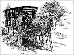 Zeke's Peddler Wagon