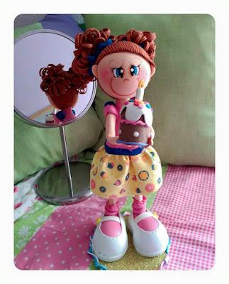 fofucha cupcake