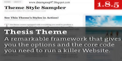 Free Download Premium Blogger Tamplate