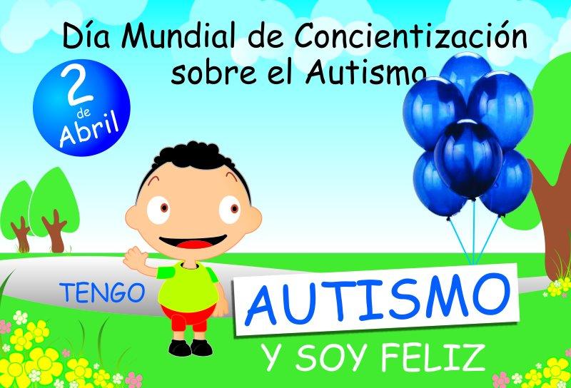 Día Mundial sobre el Autismo