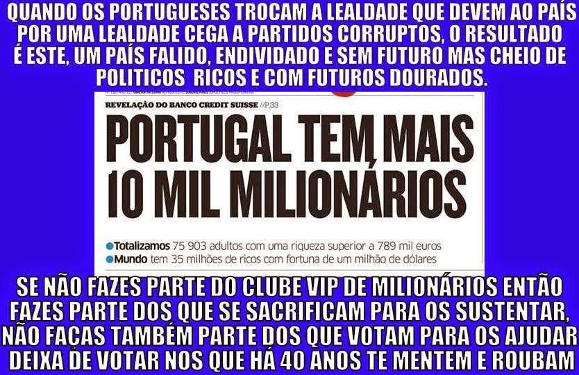 futebol milionários politica