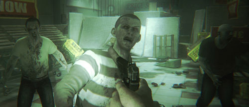 Zombi new first-person shooter for the PS4, PC, Xbox One and Wii U