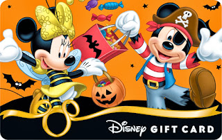 Focused on the Magic $15 Disney Gift Card Giveaway