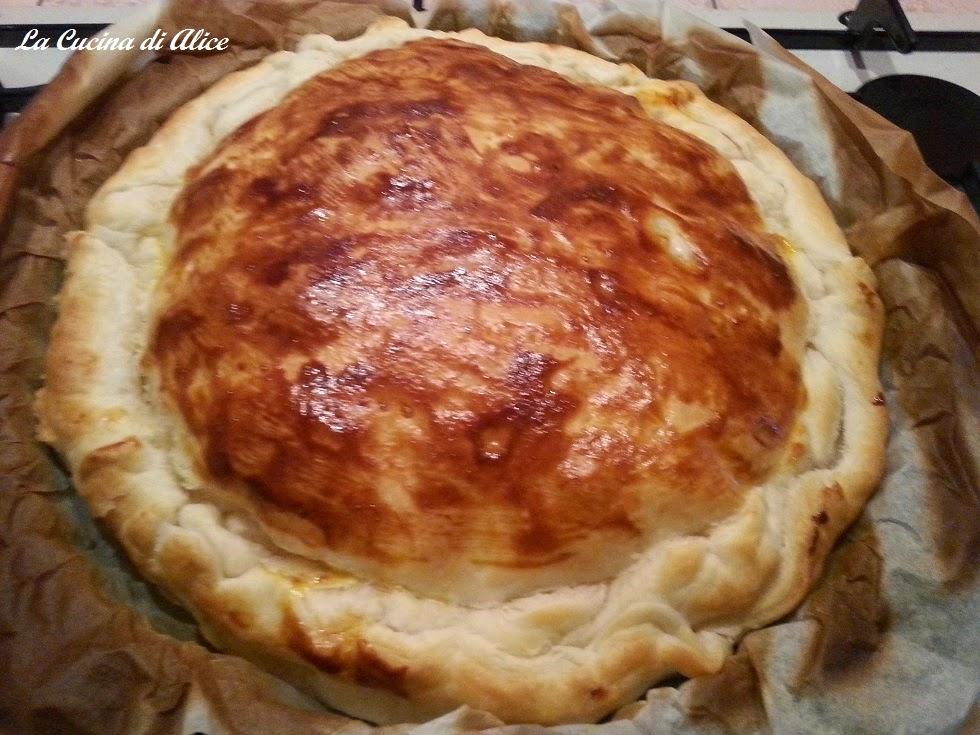 La cucina di alice torta salata cotto formaggio ed olive - La cucina di alice ...