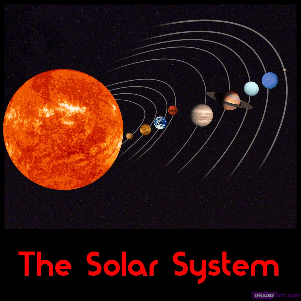the solar system 3 - photo #19