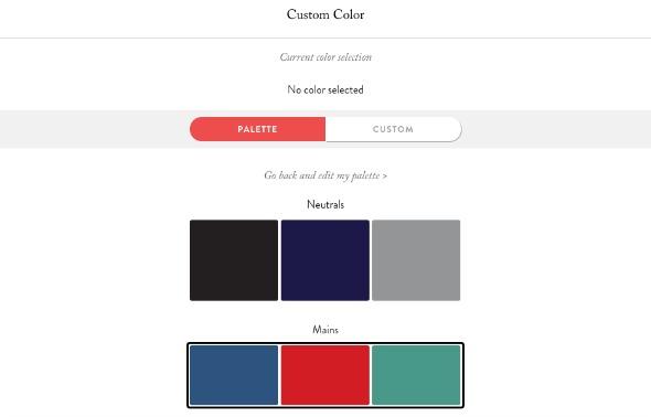 Capsules wardrobe building tool | www.shealennon.com
