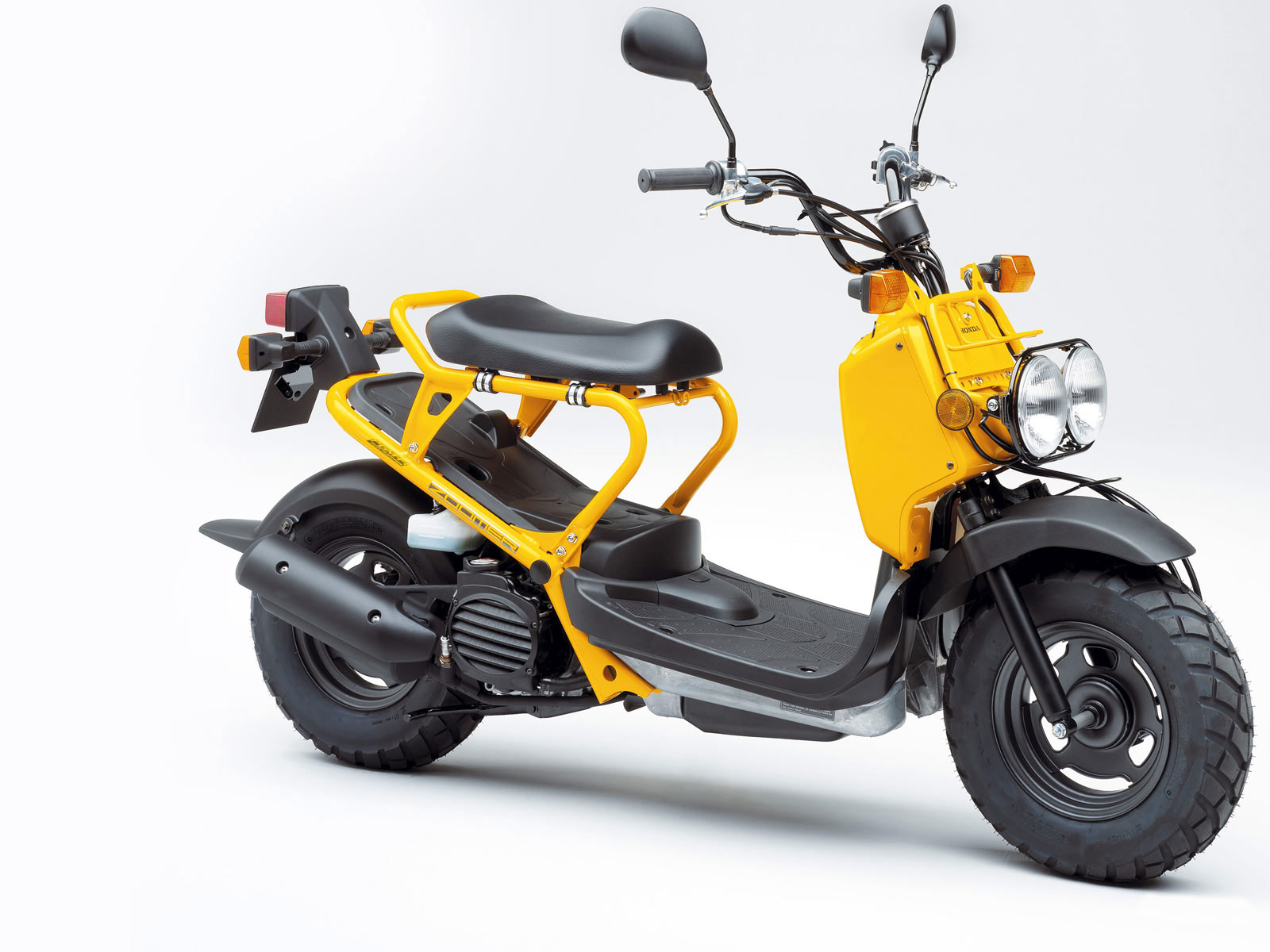 2005 honda zoomer scooter wallpaper review specifications