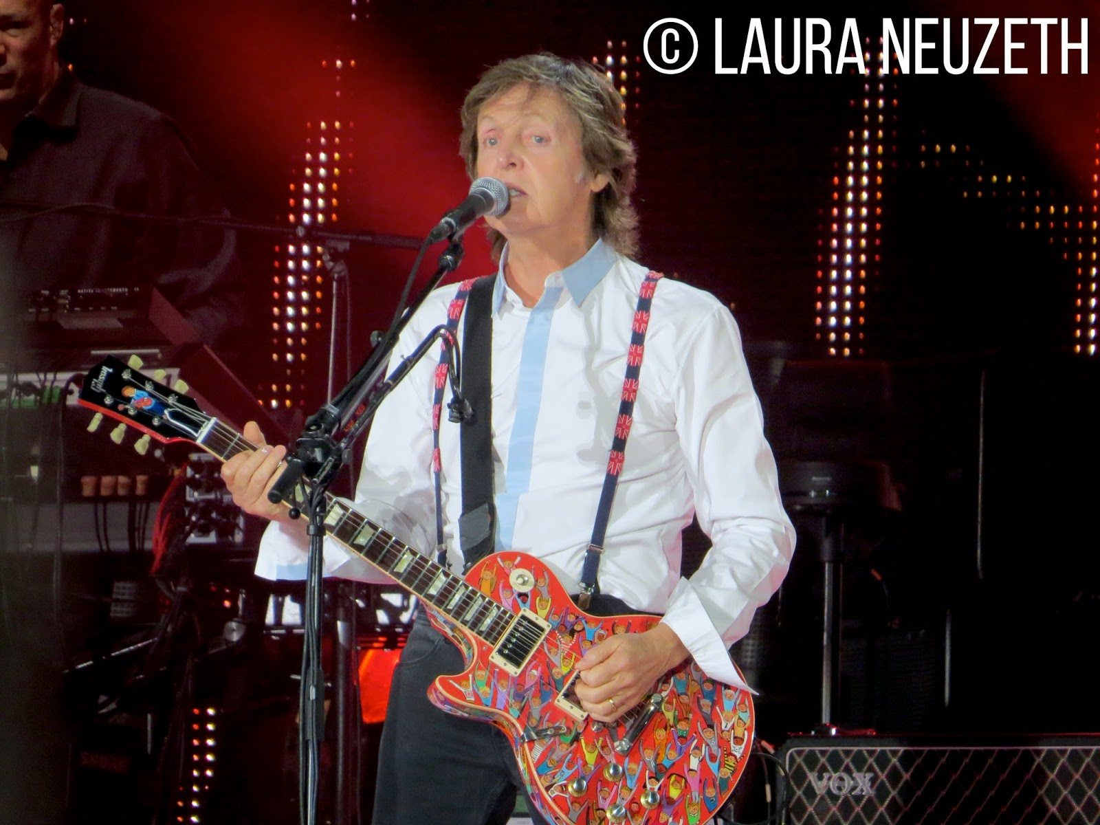 Paul McCartney en San Diego