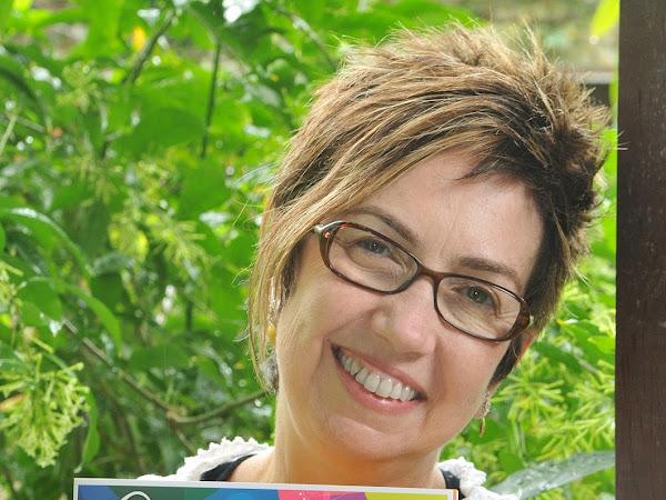 Terças Culturais na Casa da Leitura recebe a escritora Claudia Werneck