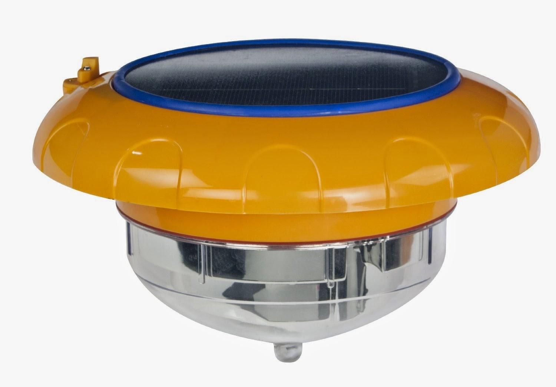 Swim Floating Solar Pool Lights