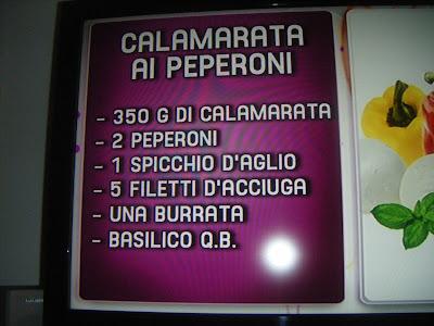 DETTO FATTO - RICETTA CALAMARATA AI PEPERONI - TOMMASO ARRIGONI - 17\09\2013