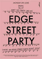 Edge Street Party Manchester Northern Quarter