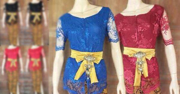 Kebaya Batik Wilona