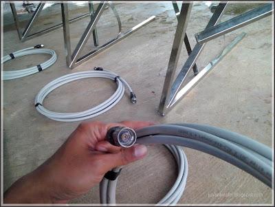 konektor antena fm kuat dan anti air