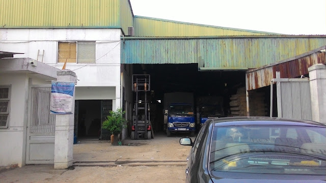 Cho thuê xưởng 2200m2 giá 70tr/tháng trong cụm Cn phường Hiệp Thành Q12