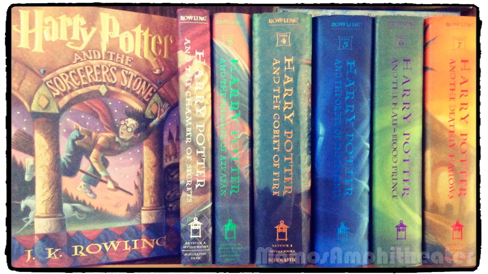 Harry Potter Book Trailer : Harry potter trailer wroc awski informator
