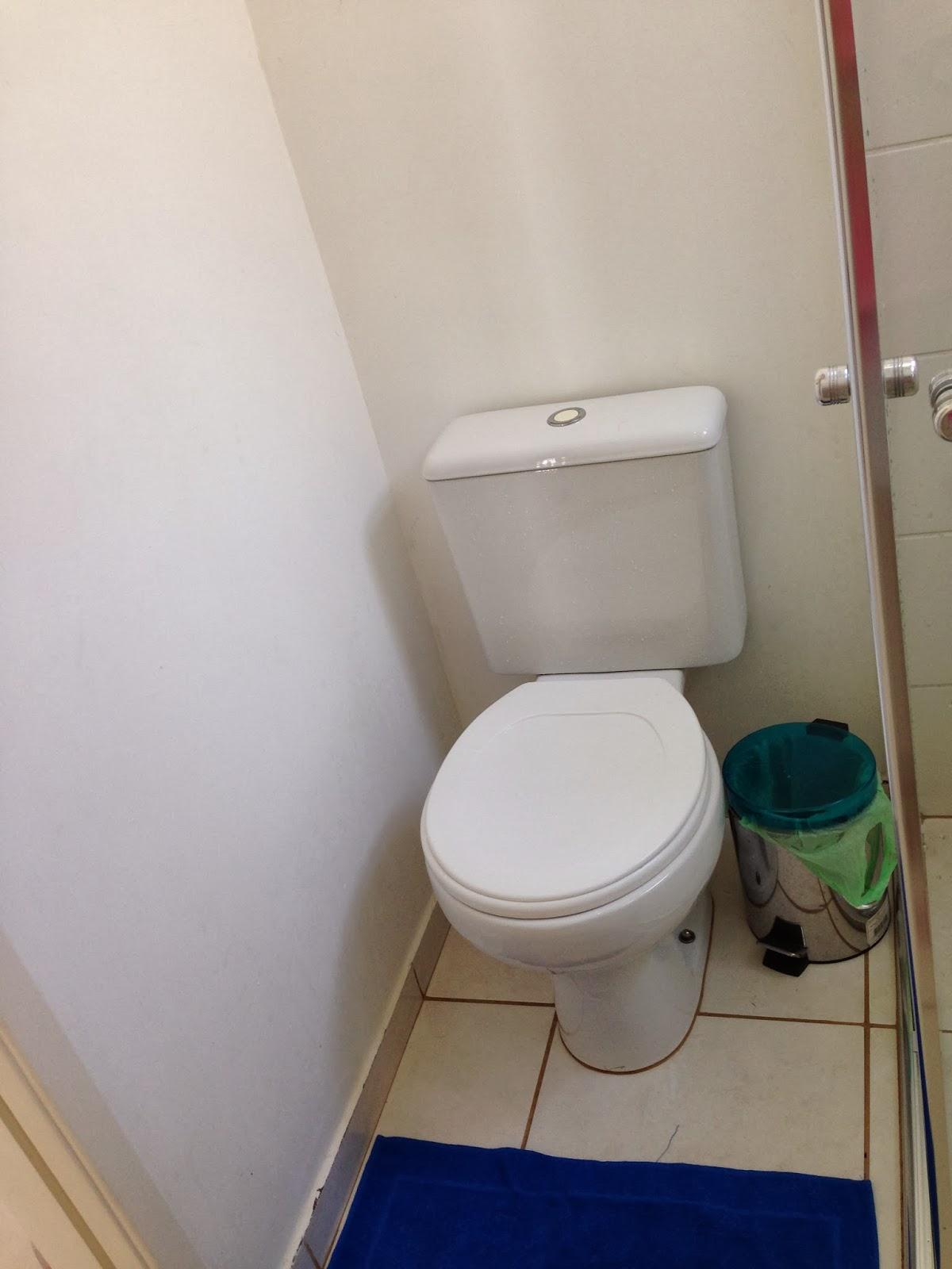 Minha solução para banheiros pequenos  Coisas da Casa e da Vida -> Banheiro Pequeno Solucao