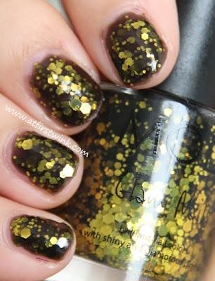 Modi nail polish 80 - Secret Night