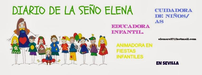 """Diario de """"la seño Elena"""""""