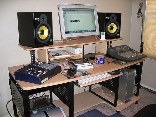 Build Home Recording Studio Tips