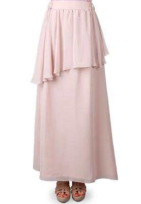 Model Rok Sifon Hijabers Murah 2015
