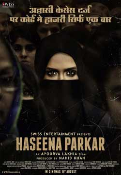 Haseena Parkar 2017 Full Movie Download HEVC 150MB Mobile at xcharge.net