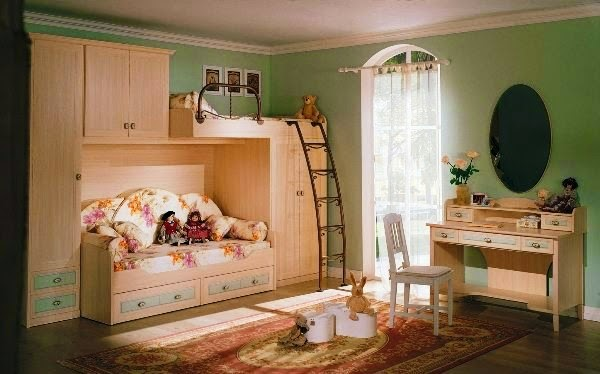 interrior furniture for child room