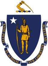 Massachusetts Bayrağı