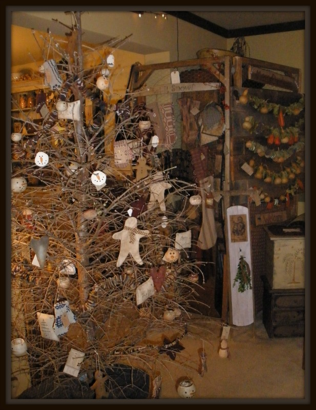 Teresas Primitive Treasures Primitive Christmas Home Show 2012