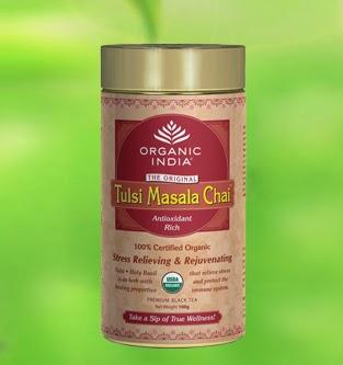 Organic India Tulsi Chai Masala Online - Dietkart.com