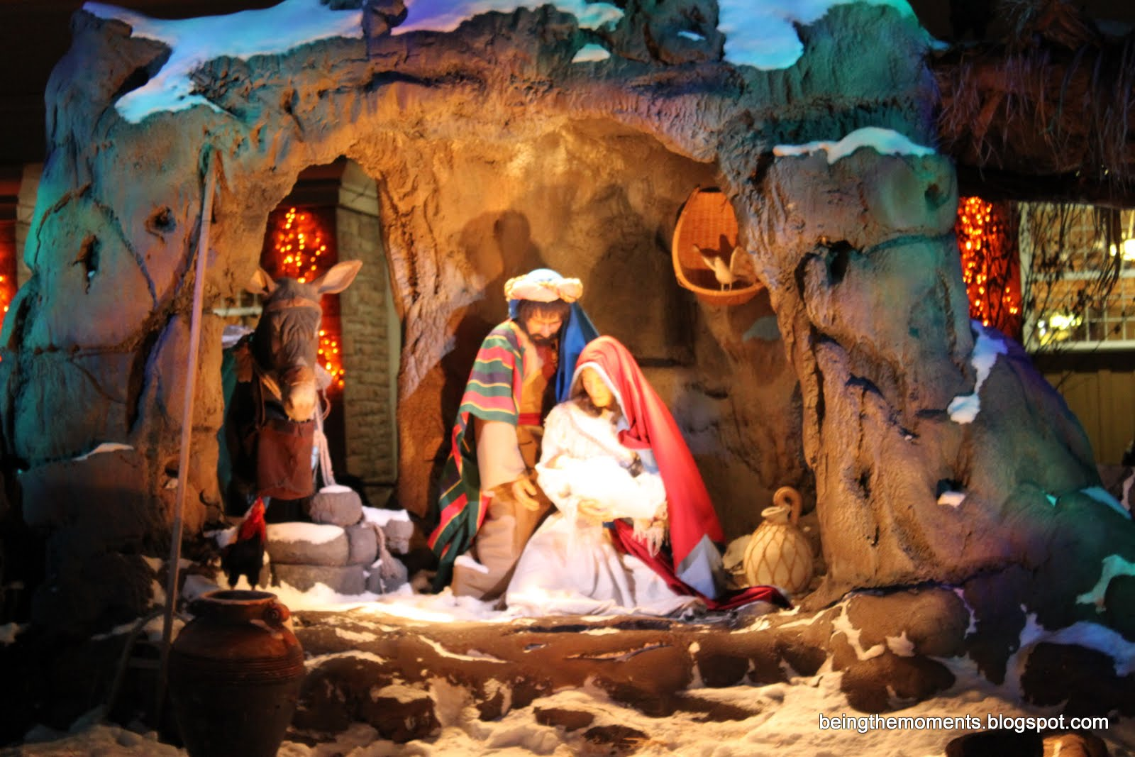 a story about the birth of jesus christ Born: 4 bce bethlehem, judea died: c 29 ce jerusalem, judea judean  religious leader jesus of nazareth, also known as jesus christ, was the central.