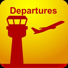 Vizag departures
