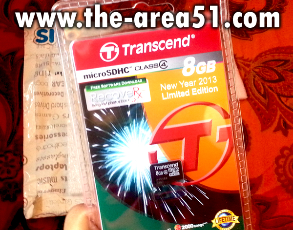 Snapdeal microsd card transcend review
