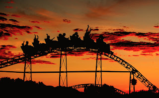 The Roller Coaster that is Life — Get on